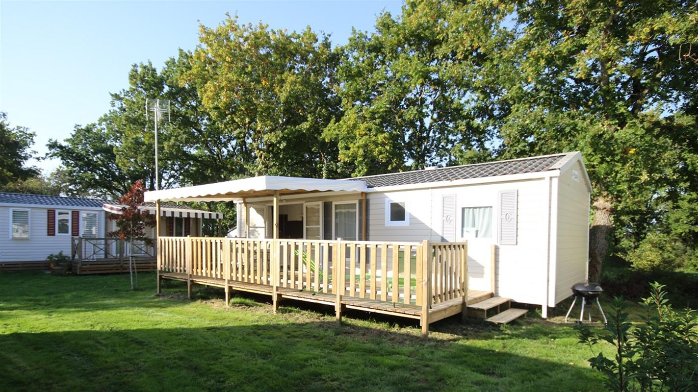 Mobile home 3 rooms for 6pers - Mobile homes Morbihan